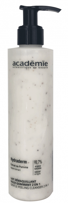 ACADEMIE Молочко мягкий пилинг 2 в 1 / 100% HYDRADERM 200 мл