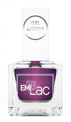 E.MI 074 лак ультрастойкий для ногтей, Магнетизм / Gel Effect 9 мл