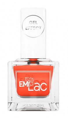 E.MI 037 лак ультрастойкий для ногтей, Гренадин / Gel Effect 9 мл