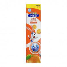 LION Thailand Kodomo паста зубная для детей с 6 месяцев с ароматом апельсина, 65 г