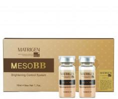 MATRIGEN Сыворотка для проведения процедуры bb glow / Meso BB Brightening Control System 5*10 мл