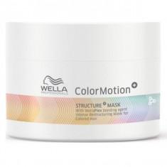 Wella Color Motion+ Structure Маска для интенсивного восстановления окрашенных волос 500мл