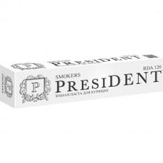 President Smokers зубная паста для курящих 75мл