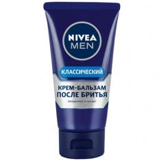 Нивея для мужчин Крем-бальзам после бритья Увлажняющий 75мл NIVEA