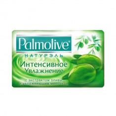 Palmolive Мыло Натурэль Интенсивное увлажнение с экстрактом оливы и увлажняющим молочком 90г