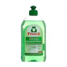 Frosch Средство для мытья посуды Лимон 500мл