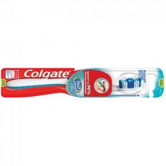 Колгейт Зубная щетка 360 Суперчистота всей полости рта средние 1 + 1 бесплатно COLGATE
