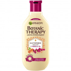 Гарньер (Garnier) Botanic Therapy Шампунь Касторовое масло и миндаль 250мл