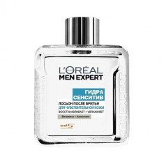 Лореаль Men Expert ГИДРА СЕНСИТИВ Лосьон после бритья 100мл Loreal Paris