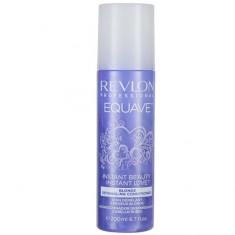 Revlon (Ревлон) Equave Несмываемый 2-х фазный кондиционер против желтизны для обесцвеченных/мелированных/седых волос 200мл
