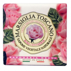 Мыло Нести Данте Marsiglia Toscano Роза Центифолия 200г NESTI DANTE