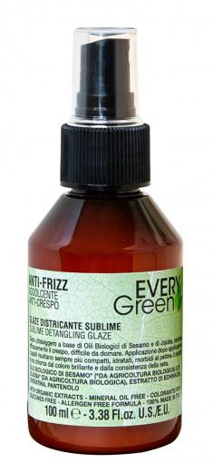 DIKSON Глазурь для распутывания непослушных волос / EVERYGREEN ANTI-FRIZZ Glaze districante ‐ detangling glaze 100 мл