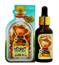 ELIZAVECCA Масло арганы для кожи / Farmer Piggy Argan Oil 100% 30 мл
