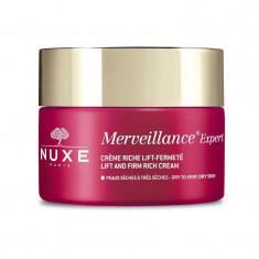 Nuxe Merveillance Expert Обогащенный укрепляющий лифтинг крем 50мл