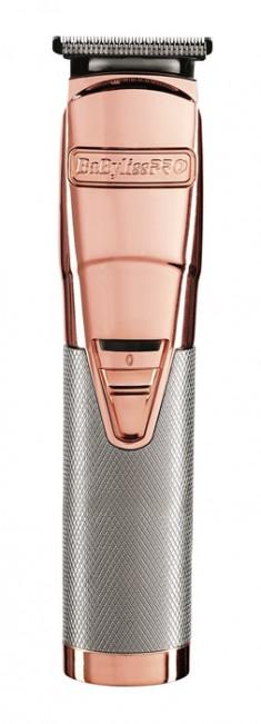 BABYLISS PRO Триммер для окантовки ROSE BARBER SPIRIT аккумуляторно-сетевой, 0,2 мм, 2 насадки