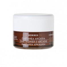 KORRES Крем ночной укрепляющий против морщин для всех типов кожи каштан аркадия 40 мл