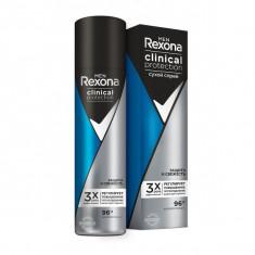 Rexona Men Clinical Protection Антиперспирант аэрозоль мужской Защита и Свежесть 150мл