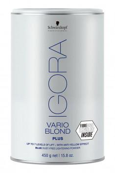 SCHWARZKOPF PROFESSIONAL Порошок осветляющий / Igora Blond Powder Lightener PLUS 450 г