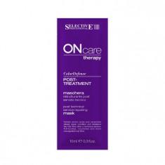 SELECTIVE PROFESSIONAL Маска восстанавливающая после химической обработки для волос / ONC Color Defense POST-TREATMENT 10 мл