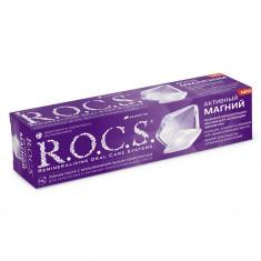 ROCS зубная паста Активный Магний 94г