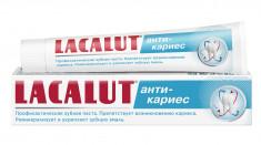 Lacalut зубная паста Анти-кариес 50мл