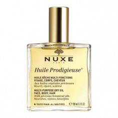 NUXE Масло сухое для лица, тела и волос / HUILE PRODIGIEUSE 100 мл