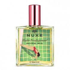NUXE Масло сухое для лица, тела и волос, красный / HUILE PRODIGIEUSE Lim.Ed. 100 мл