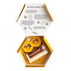 Сделанопчелой, Набор «Пчелы любят тебя», Coconut & Vanilla