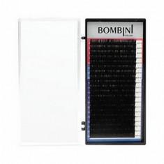 Bombini, Ресницы на ленте 0,10/7-14 мм, M-изгиб
