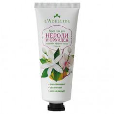 L'Adeleide, Крем для рук «Нероли и орхидея», 75 мл
