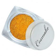Cosmake, Блестки «Звездная пыль» №112, желтые