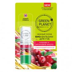 Green Planet, Био-бальзам для губ «Клюква и аргановое масло»