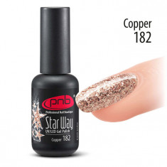 PNB 182 гель-лак для ногтей / Gel nail polish PNB 8 мл