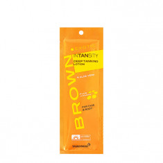 TANNYMAXX Крем-ускоритель загара без бронзаторов с витаминами и алоэ вера Экзотик / BROWN Exotic Intansity 15 мл