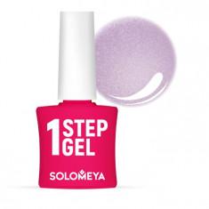 SOLOMEYA Гель-лак однофазный для ногтей, 49 авантюрин /One Step Gel Aventurine4,5 мл