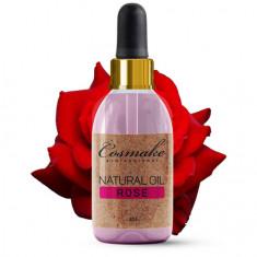 Cosmake, Масло для ногтей и кутикулы «Роза», 30 мл