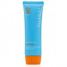 увлажняющий солнцезащитный крем spf50+ pa++ herietta daily moisture sun cream spf50+ pa+++