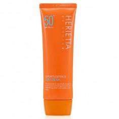 стойкий солнцезащитный крем spf50+ pa+++ herietta leports defence sun cream spf50+ pa+++