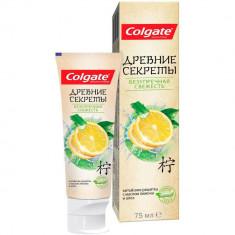 Colgate Зубная паста Древние Секреты Безупречная свежесть 75мл