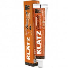 Klatz GLAMOUR ONLY Зубная паста для девушек Апероль шприц без фтора 75мл
