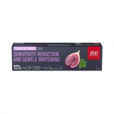 Splat зубная паста Сенситив отбеливание Sensitive white 125мл