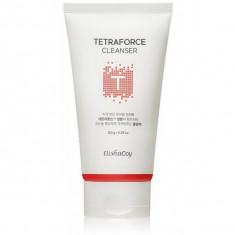 очищающая пенка для проблемной кожи elishacoy tetraforce cleanser