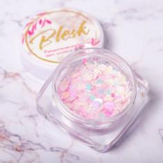 Blesk, Дизайн для ногтей «Романтический микс», розовый