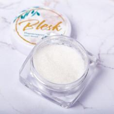 Blesk, Дизайн для ногтей «Мармеладные блестки», белый