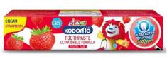 Lion Thailand Kodomo паста зубная для детей с 6 месяцев с ароматом клубники 65г