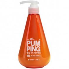 Perioe зубная паста отбеливающая Whitening Pumping 285гр