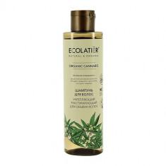 Ecolatier GREEN Шампунь укрепляющий для объёма волос Конопля 250мл
