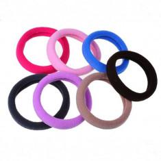 Beauty Care Резинка дя волос эластичная набор 7шт разноцветные