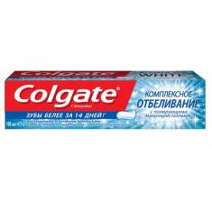 Колгейт Зубная паста Комплексная отбеливающая 100мл COLGATE