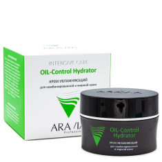Aravia Professional Крем увлажняющий для комбинированной и жирной кожи OIL-Control Hydrator 50мл
